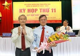 Trao quyết định chuẩn y Phó Bí thư Tỉnh ủy Đồng Nai