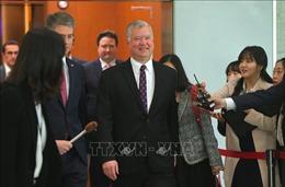 Giới chức Hàn-Mỹ điện đàm về tình hình trên Bán đảo Triều Tiên