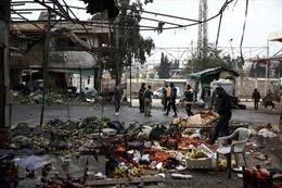 25 người thương vong trong vụ đánh bom xe tại Afrin, Syria