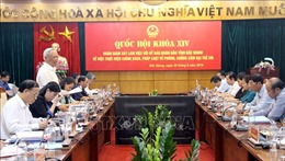 Bắc Giang cần xây dựng nghị quyết chuyên đề về phòng, chống xâm hại trẻ em