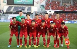 Đội tuyển Việt Nam hướng tới mục tiêu tham dự Vòng chung kết Asian Cup 2023