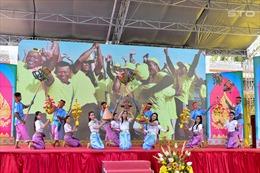 Đồng bào Khmer Sóc Trăng vui đón lễ Sene Đônta