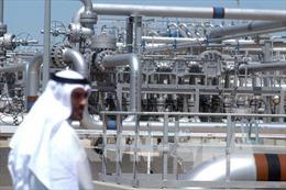 Giá dầu phục hồi từ mức thấp trong gần 1 tháng