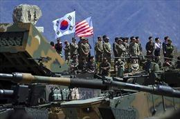 Hàn Quốc, Mỹ tiến hành đối thoại định kỳ về quốc phòng