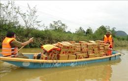 Các tỉnh, thành phố triển khai các biện pháp khắc phục hậu quả mưa lũ