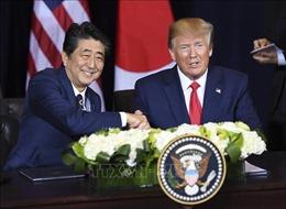 Lãnh đạo Mỹ, Nhật ghi nhận tầm quan trọng của hợp tác an ninh ba bên với Hàn Quốc
