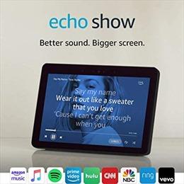 Amazon bổ sung tính năng hỗ trợ người khiếm thị cho loa thông minh Echo Show