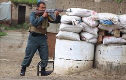 Lực lượng an ninh Afghanistan kiểm soát thành phố chiến lược Kunduz