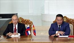 Nga và Mông Cổ thiết lập quan hệ đối tác chiến lược toàn diện vĩnh viễn
