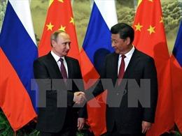 Nga - Trung Quốc tăng cường hợp tác song phương