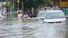 Ít nhất 100 người thiệt mạng do mưa bão cuối tuần tại Ấn Độ