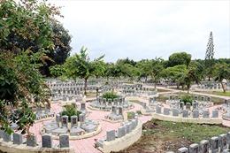 Hoàn thiện Đề án Nâng cấp Nghĩa trang Liệt sỹ Đồi 82 Tây Ninh lên cấp quốc gia