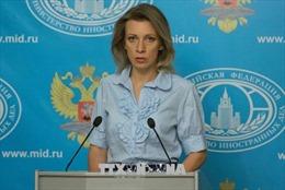 Nga chỉ trích Mỹ không cấp thị thực cho các nhà ngoại giao tham dự Đại hội đồng Liên hợp quốc