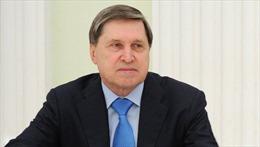 Nga sẵn sàng hòa đàm với Ukraine nhưng có điều kiện