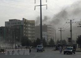 15 người Afghanistan bị thương trong vụ nổ lớn gần điểm bỏ phiếu