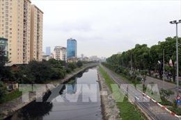 Sắp có thêm 3 cầu vượt cho người đi bộ qua sông Tô Lịch