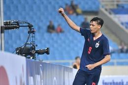 Vòng loại World Cup 2022: Tiền đạo Supachai thừa nhận đang không có phong độ tốt