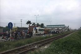 Liên tiếp xảy ra tai nạn đường sắt tại Quảng Ngãi