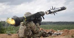 Một tên lửa chống tăng được phóng từ lãnh thổ Liban vào Israel