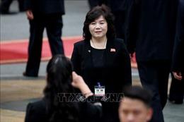 Triều Tiên khẳng định vẫn có thiện chí đàm phán hạt nhân với Mỹ