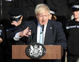 Vấn đề Brexit: Thủ tướng Anh lạc quan trước cuộc gặp Chủ tịch EC