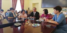 Tọa đàm dịch thuật 'Tiếng Việt trong sự giao lưu với tiếng Nga và văn hóa Nga'