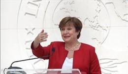 Tổng Giám đốc nữ thứ hai 'chèo lái' IMF
