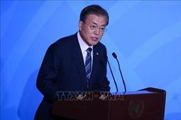 Tổng thống Hàn Quốc hối thúc hành động để nắm bắt cơ hội hòa bình