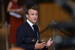 Tổng thống Pháp: Đã đến lúc Iran phải thực hiện các bước giảm căng thẳng