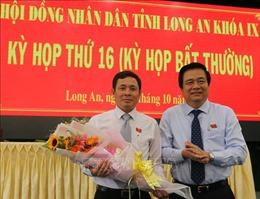 Bầu bổ sung Phó Chủ tịch HĐND tỉnh Long An
