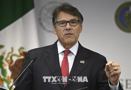 Bộ trưởng Năng lượng Mỹ bác bỏ tin từ chức