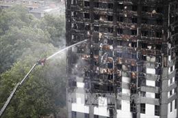 Công bố kết quả điều tra cháy chung cư Grenfell lam 71 người thiệt mạng