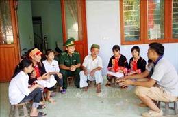 Xây dựng khối đoàn kết vững chắc trong cộng đồng các dân tộc vùng biên