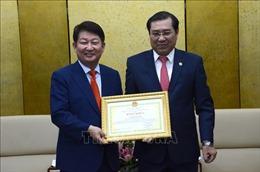 Đà Nẵng tăng cường quan hệ hữu nghị với thành phố Daegu, Hàn Quốc
