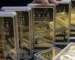 Tuần qua, giá vàng thế giới tăng khoảng 1%