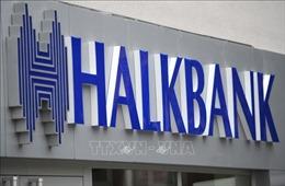 Mỹ cáo buộc ngân hàng nhà nước Thổ Nhĩ Kỳ vi phạm các lệnh trừng phạt Iran