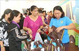Phụ nữ TP Hồ Chí Minh chung tay bảo vệ môi trường