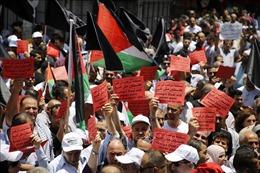Các nước Arab ra điều kiện ủng hộ kế hoạch hòa bình Trung Đông của Mỹ