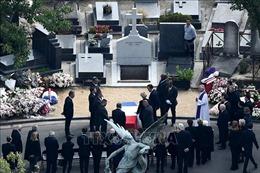 Nhiều nguyên thủ quốc gia dự quốc tang cựu Tổng thống Pháp Jacques Chirac