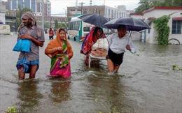 Số người thiệt mạng tại Ấn Độ do mưa lũ lên tới gần 140 người