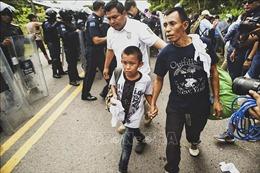 Mỹ hỗ trợ an ninh cho Guatemala, Honduras, El Salvador