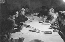 Những chặng đường hữu nghị và vinh quang - Bài 2: Một thập kỷ làm trợ lý cho Tổng Bí thư Kaysone Phomvihane