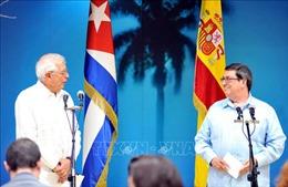 Tây Ban Nha thúc đẩy quan hệ hợp tác với Cuba