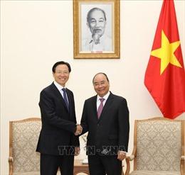 Thủ tướng Nguyễn Xuân Phúc tiếp Bộ trưởng Nông nghiệp, Nông thôn Trung Quốc