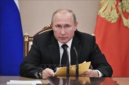 Tổng thống Nga kêu gọi bình ổn các thị trường năng lượng