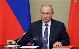 Tổng thống Nga bác bỏ mọi cáo buộc về can thiệp vào bầu cử Mỹ