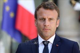 Tổng thống Pháp xoa dịu những lo ngại về chương trình cải cách lương hưu