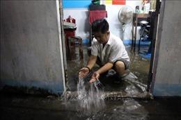 Bảo đảm an toàn tính mạng người dân trước triều cường, ngập lụt