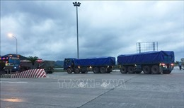 Xe biển kiểm soát Lào khi lưu thông phải tuân theo quy định của pháp luật Việt Nam
