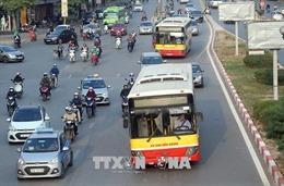 Hà Nội lên phương án sử dụng xe buýt điện giai đoạn 2021-2025